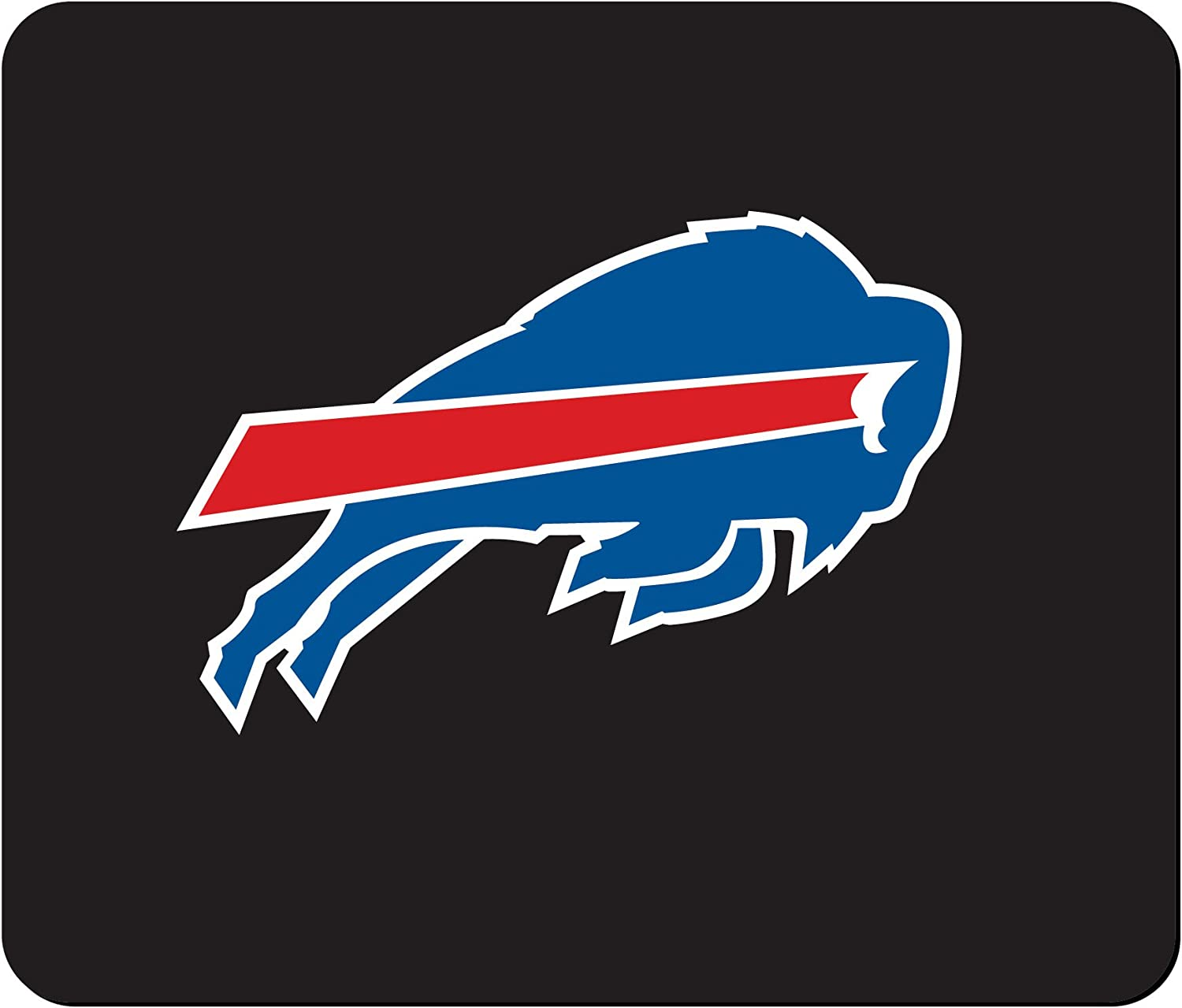 Amazon Com Nfl Buffalo Bills Mouse Pads Sports Fan Mouse Pads Sports Outdoors