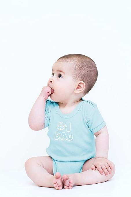 Amazon.com: CBTwear número uno #1 Dad – I Love My Daddy. My ...