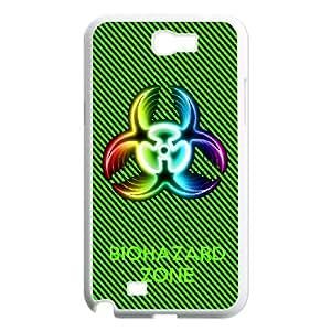 Samsung Galaxy Note 2 N7100 Phone Case Biohazard BP94569