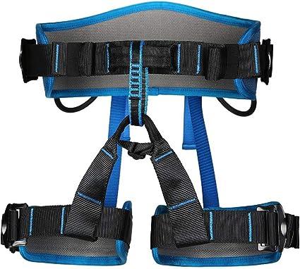 Rock Climbing   Tree Surgeon Rappelling Harness Seat Sitting Bust Belt