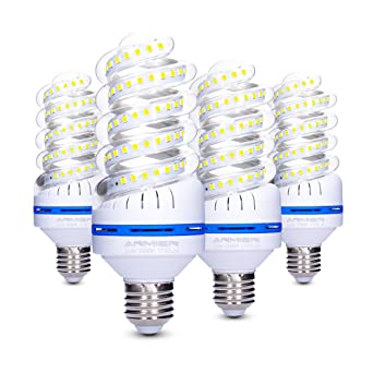 Lot De 4 Ampoules Led E27 20 W Equivalent A Des Ampoules A