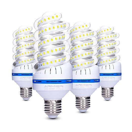 Light Bombillas LED E27 No Regulable, 20W (Equivalente a 150 vatios)