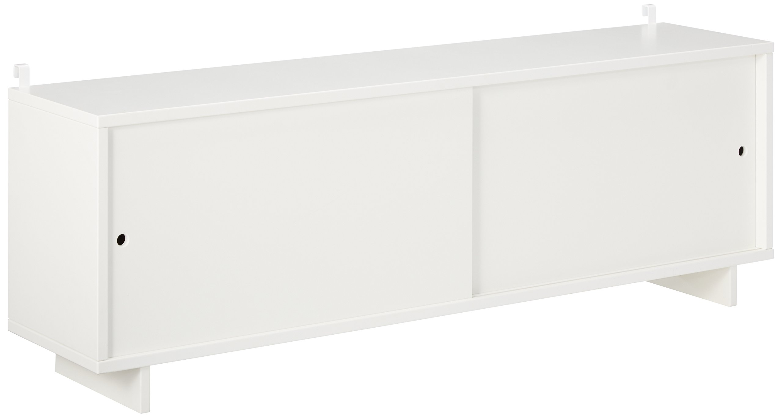 Oeuf Perch Full Size Console, White by Oeuf