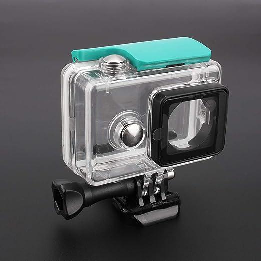 Riuty Funda Impermeable para Carcasa 1 YI Action Camera ...