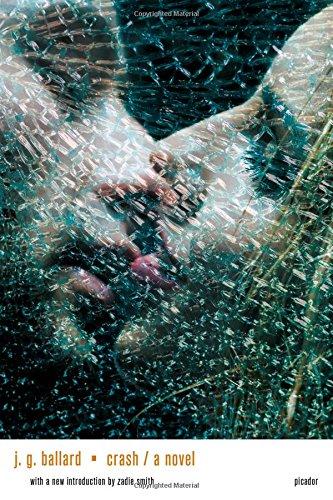 Book cover from Crash: A Novel by J. G. Ballard