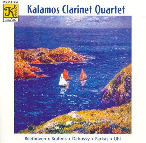 clarinet-quartets