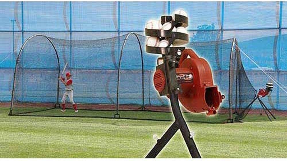 Trend Sports Heater Xtender 54 Home Baseball Batting Practice Cage XT54