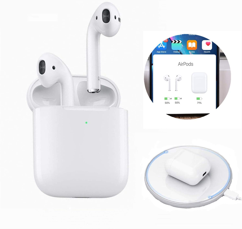2020 Nuevos Auriculares inalámbricos Bluetooth Touch Control con conexión automática Compatible con iOS/Android/Mac-(I1)