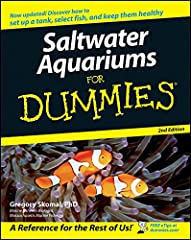 Demystifies aquarium setup and maintenance Combine and care for a wide variety of marine fish and invertebrates Dive into the colorful world of saltwater fish! This fun, friendly guide gives you easy step-by-step instructions for choosing and...