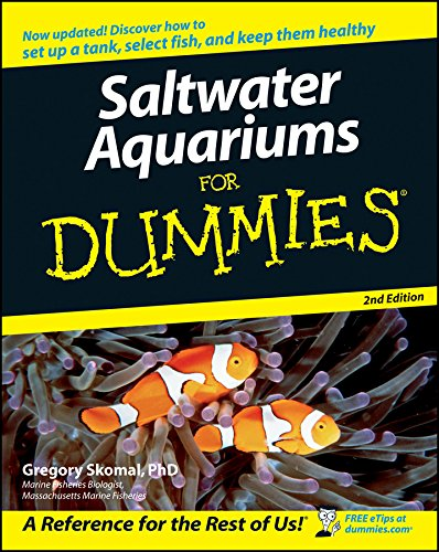 (Saltwater Aquariums For Dummies)