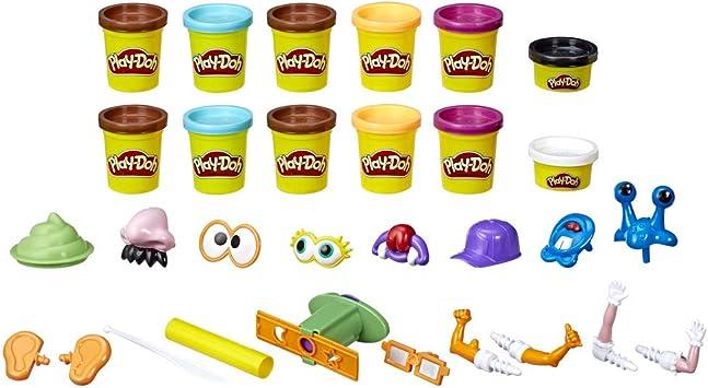 Oferta amazon: Play-Doh - Cacas Divertidas (Hasbro E5810EU4)