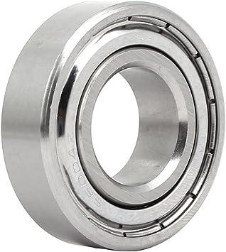 6mm//11 Balls Bearing 6mm//11mm//4 Shielded Ball Bearings
