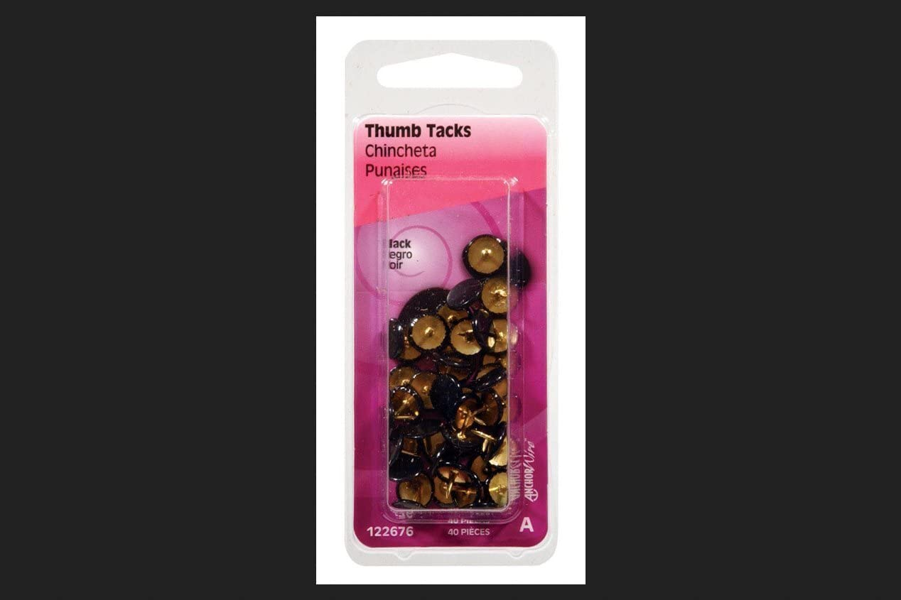 The Hillman Group 122670 Thumb Tack