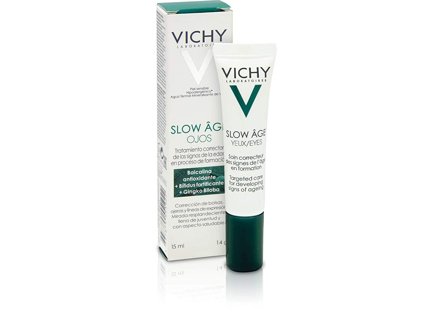 Vichy Slow Eye Cream 15ml 3337875551922