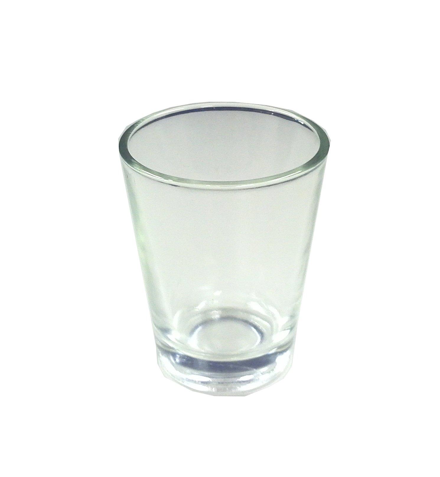 FixtureDisplays Clear Shot Glass Spirit Liquor Glass 15185-NF
