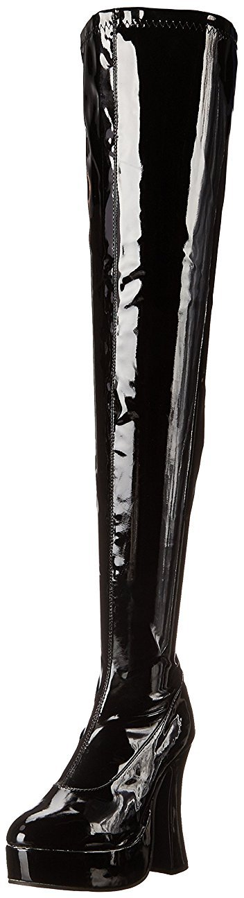 Ellie Shoes Women's Thrill Boot B000AY4M0U 11 B(M) US|White