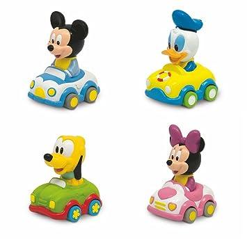 b852e70a7a67 Disney Clementoni 14659 Baby Autos Soft & Go: Amazon.de: Spielzeug