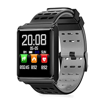 DXY Reloj Inteligente Smart Watch Pantalla Táctil, 1.3 ...