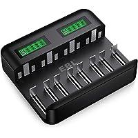 Surobayuusaku EU Universal Charger For 3.7V 18650 16340 14500 Li-Ion Rechargeable Battery