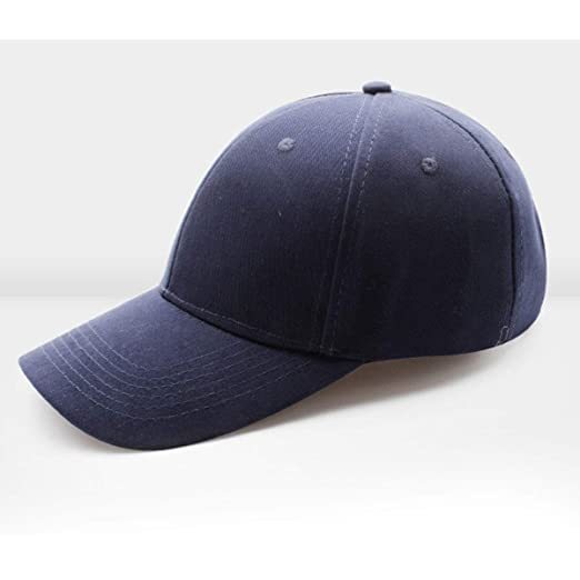 23bff374570 Image Unavailable. Image not available for. Color  Women Ponytail Baseball Hat  Navy Blue