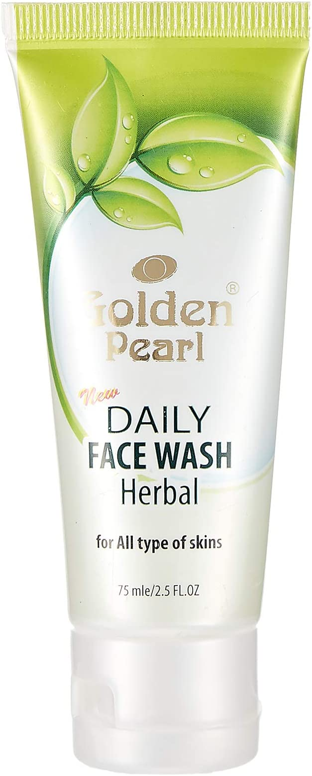 golden pearl face wash