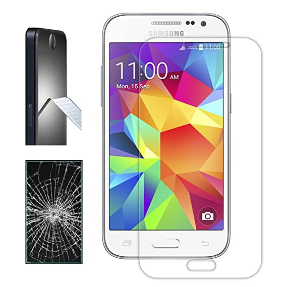 9124a37fdaf Premium Tempered Glass Screen Protector for Samsung Galaxy Core Prime,  Prevail LTE, SM-