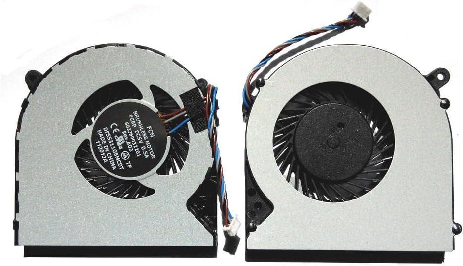 Gametown CPU Cooling Fan For Toshiba Satellite L50 L50-A L50D-A L50DT L50T L50T-A Series
