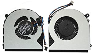 New CPU Cooling Fan For Toshiba Satellite L50 L50-A L50D-A L50DT L50T L50T-A P/N:6033B0032201, KSB0705HA-CF18, V000300010 4-wire