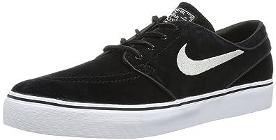 | NIKE Zoom Stefan Janoski Skate Shoes (Black