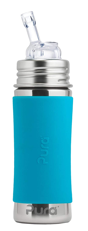 Pura Kiki Stainless Steel Straw Bottle