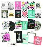 Carpe Diem Dashboard and Pocket Cards