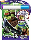 Bendon 17915 Teenage Mutant Ninja Turtles Imagine Ink Magic Ink Pictures