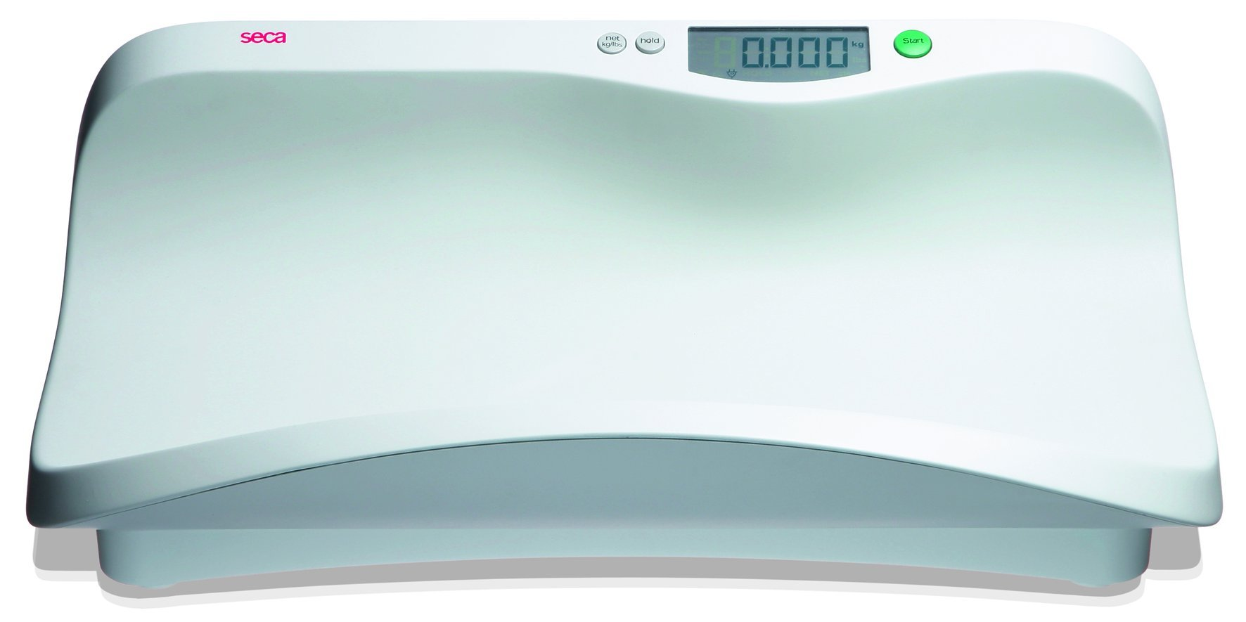 Seca Scales 360 Wireless Baby Scale, Deep Tray