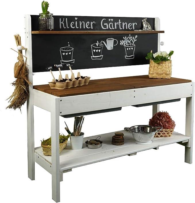 Meppi Matschküche Kleiner Gärtner - Meppi Matschküche Braun