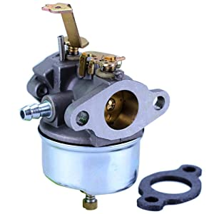 FitBest Carburetor carb for Tecumseh 632230 632272 H30 H50 H60 HH60 Engines with Gasket