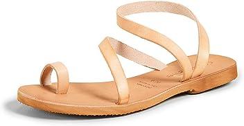 ab98d326a1f614 Cocobelle Women s Crescent Strappy Sandals
