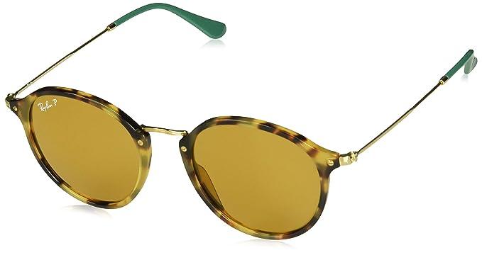 Ray-Ban RAYBAN 0RB2447 1244N9 52 Montures de lunettes Homme, Jaune  Havana Yellow 7baad6638fd0