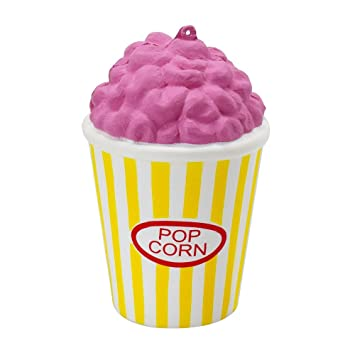Amazon xmas gifts squeeze popcorn cup squishy slow rising xmas gifts squeeze popcorn cup squishy slow rising decompression easter phone strap toy decor balakie negle Choice Image