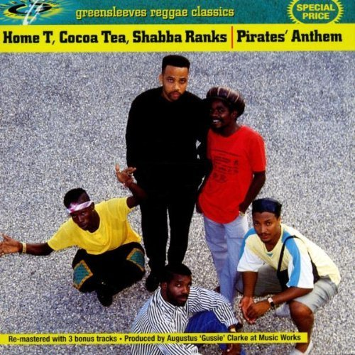 Pirate's Anthem-Holding on by Home T, Cocoa, Ranks (2002-07-02) ()