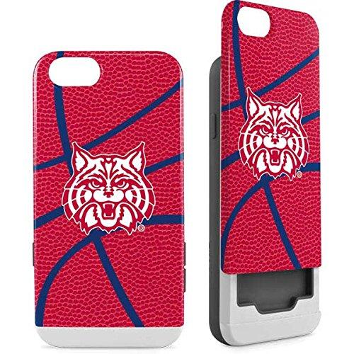 University of Arizona iPhone 6/6s Case - Arizona Wildcats Red Basketball | Schools X Skinit Wallet Case