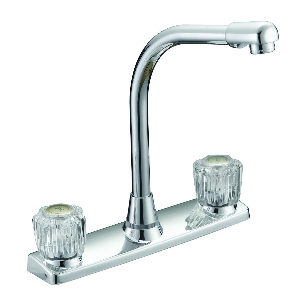 EZ-FLO 10178LF High-Rise Kitchen Washerless Faucet
