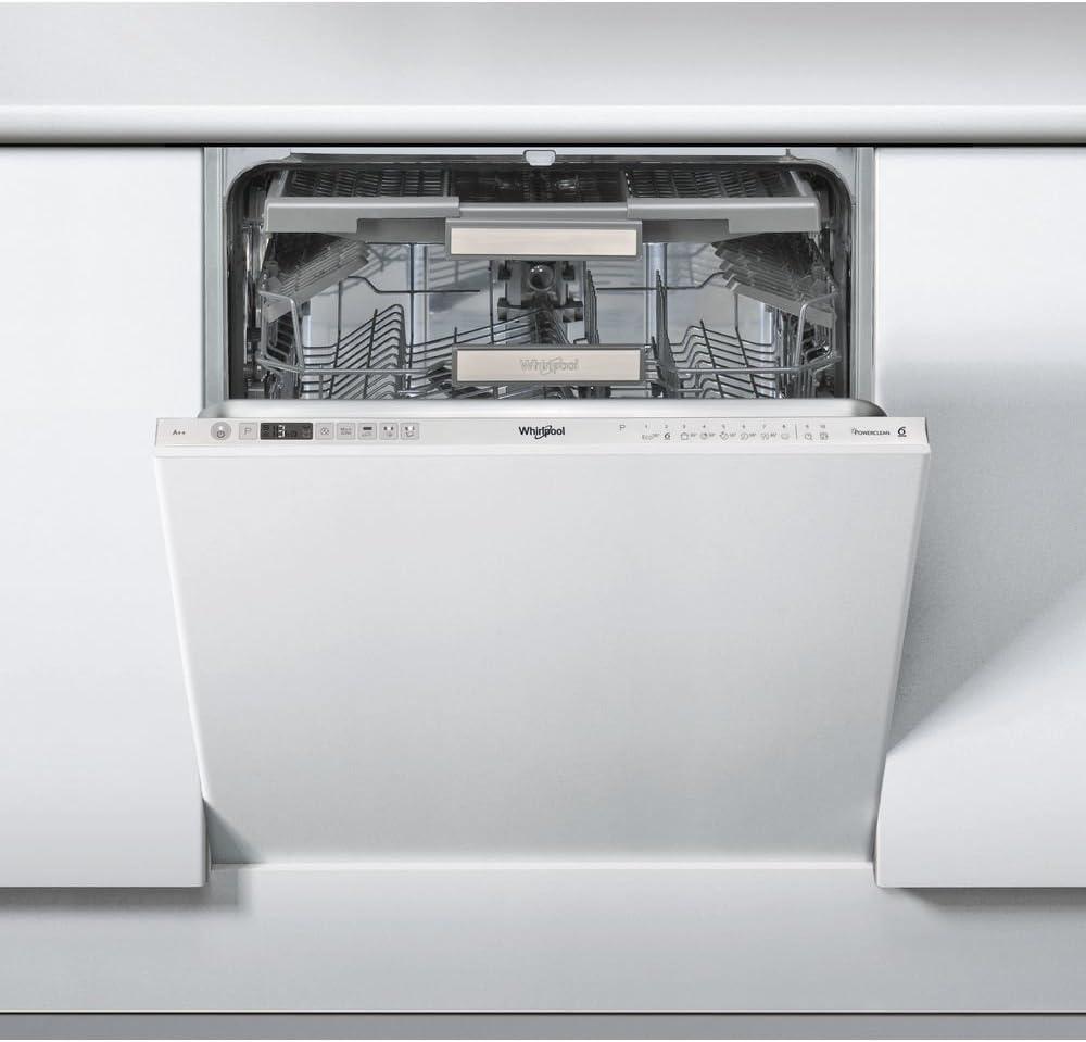 Whirlpool WKCIO 3T123 PEF Totalmente integrado 14cubiertos A++ ...