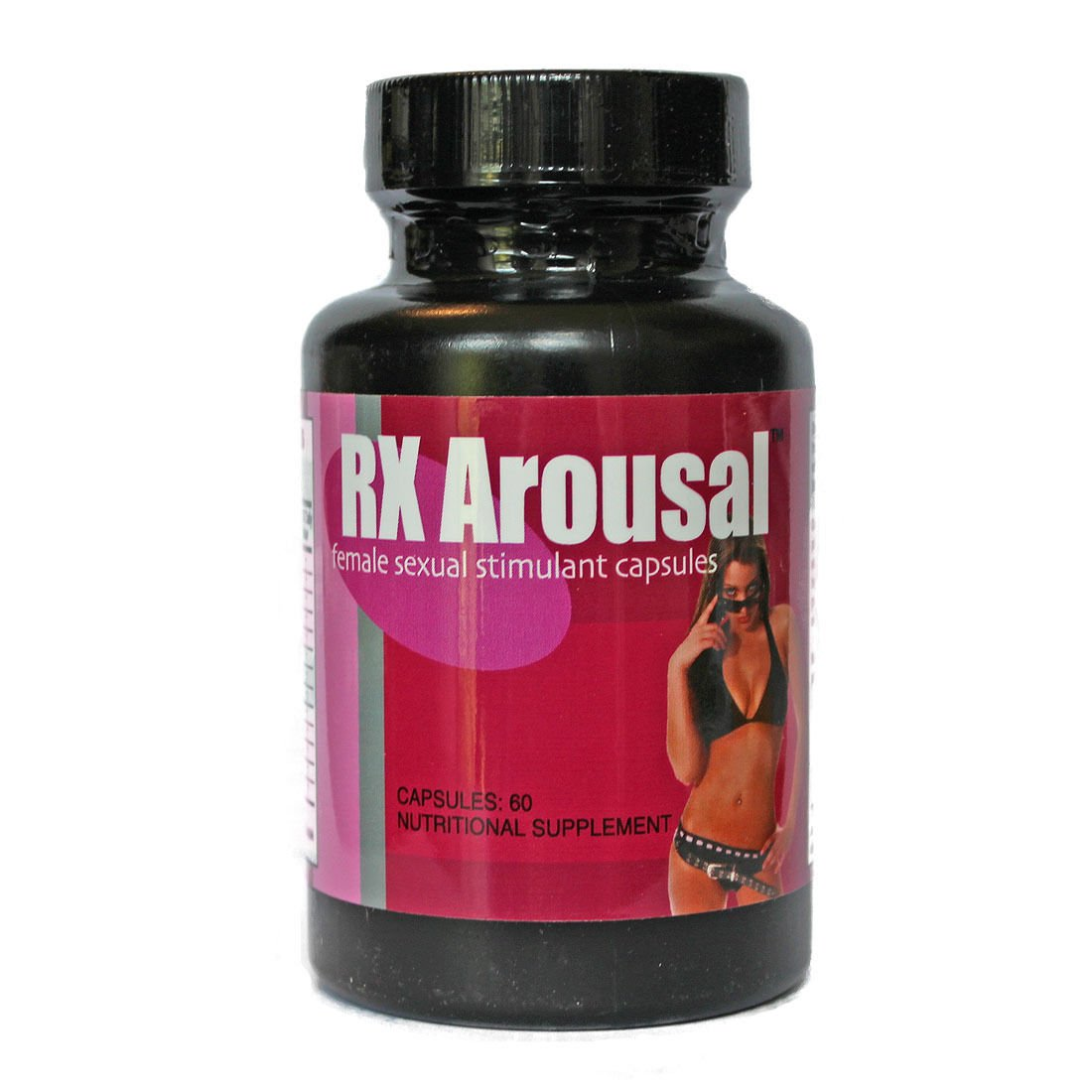 RX Arousal™ Female Sexual Wellness Supplement