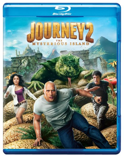Blu-ray : Journey 2: The Mysterious Island (With DVD, Ultraviolet Digital Copy, Full Frame, , AC-3)