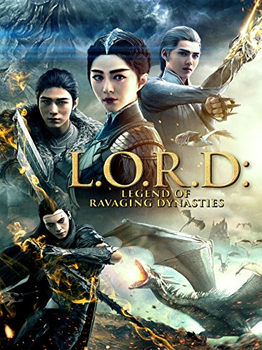 L.O.R.D. - Legend of Ravaging Dynasties (English (Legends Fans)