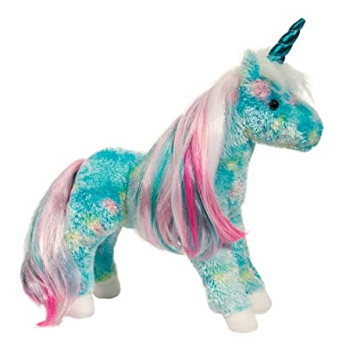 Douglas Sapphire Princess Unicorn Plush Stuffed Animal: Toys & Games