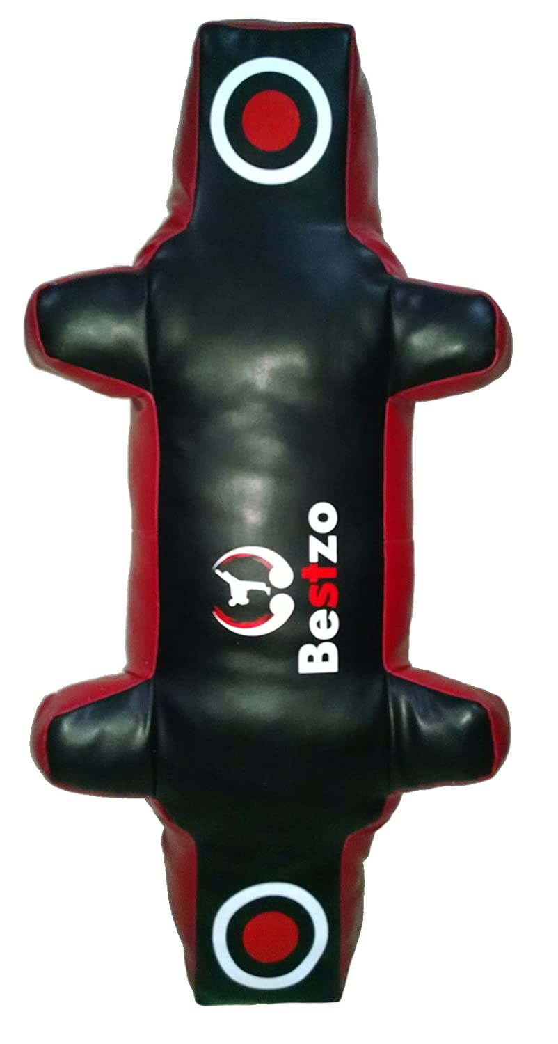 【一部予約販売】 MMAトレーニングGrapplingダミーモーションマスターPunching Bag – – (6 Unfilled 70 inches (6 ft) Black Synthetic Leather Black B01M0X1BFQ, カワサトマチ:0f10cf5e --- a0267596.xsph.ru
