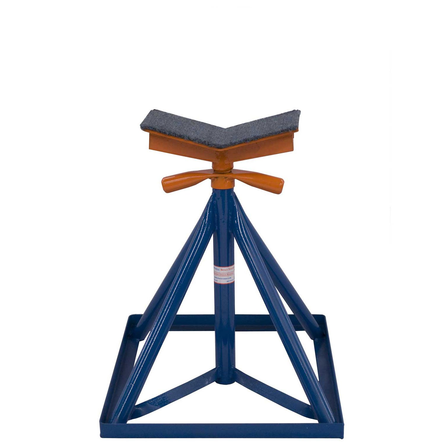Brownell KS1 Stackable Keel Stand