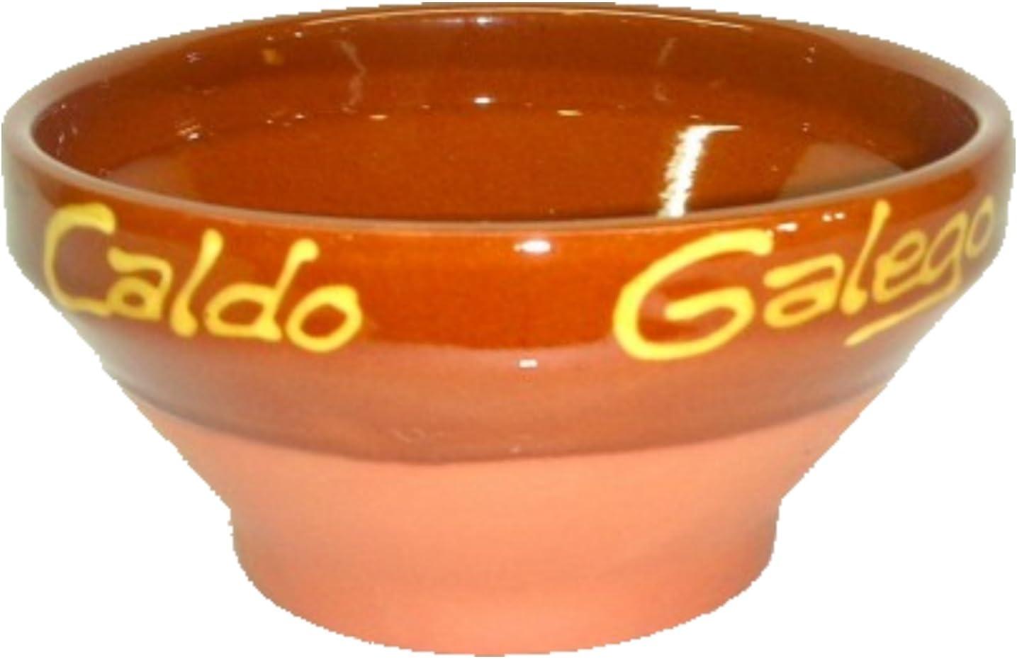 Secretos de Galicia 4 Ud. Taza Caldo Gallego: Amazon.es: Hogar
