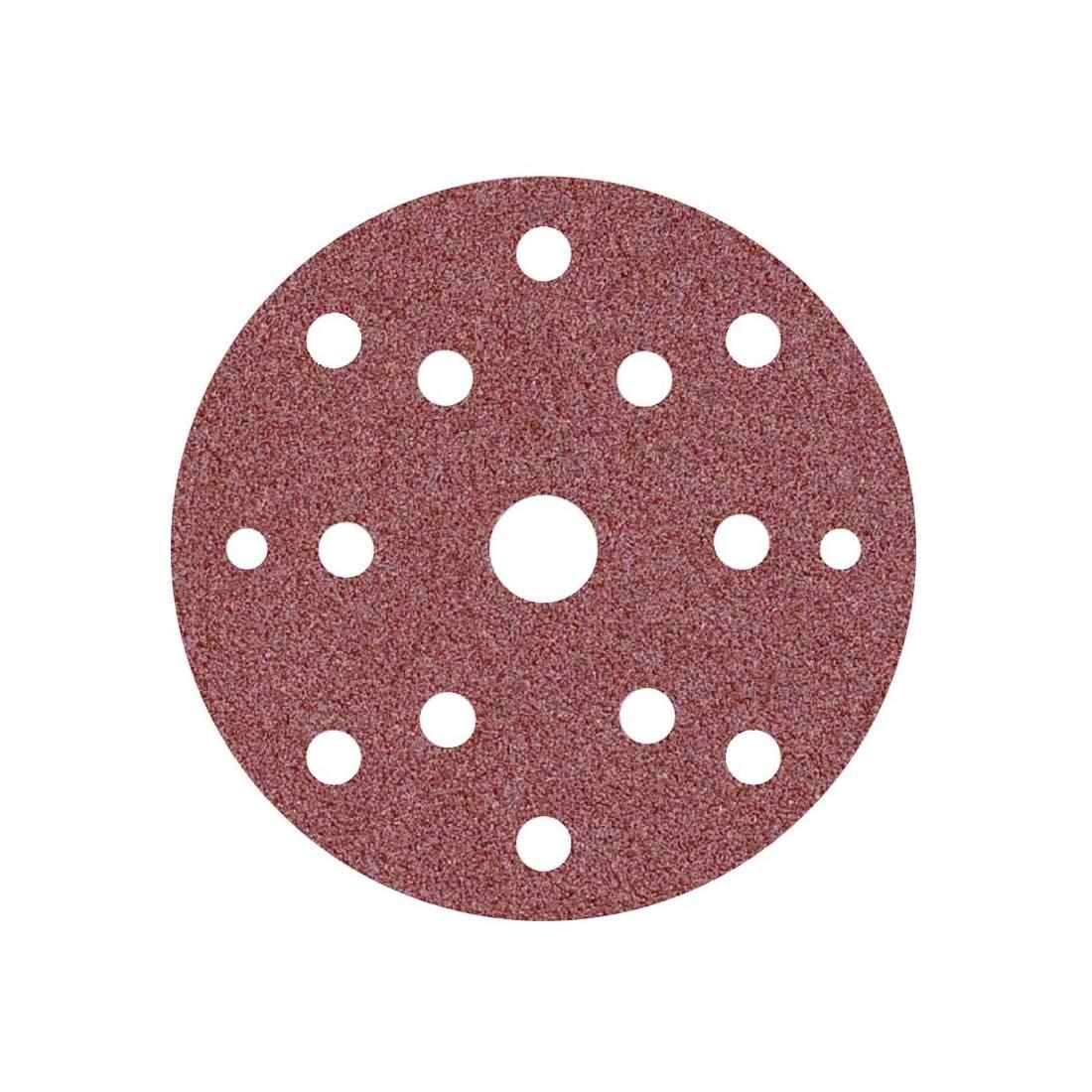 /Ø 150 mm grain 60-15 trous 50 Disques abrasifs auto-agrippants MioTools pour ponceuse excentrique